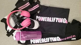 Powerlifting Clothing For Women