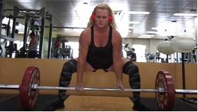 Powerlifting Training For Women