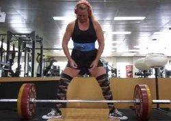 Jan Roesch Sumo Deadlift 102.5kg Setup
