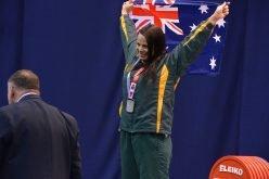 Kim Stevenson Silver Medal
