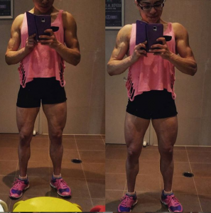 Ruby Quads Calories, body weight, TDEE, NEAT, maintenance