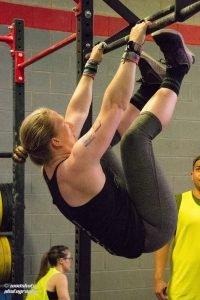 Sarah Wheal Crossfit