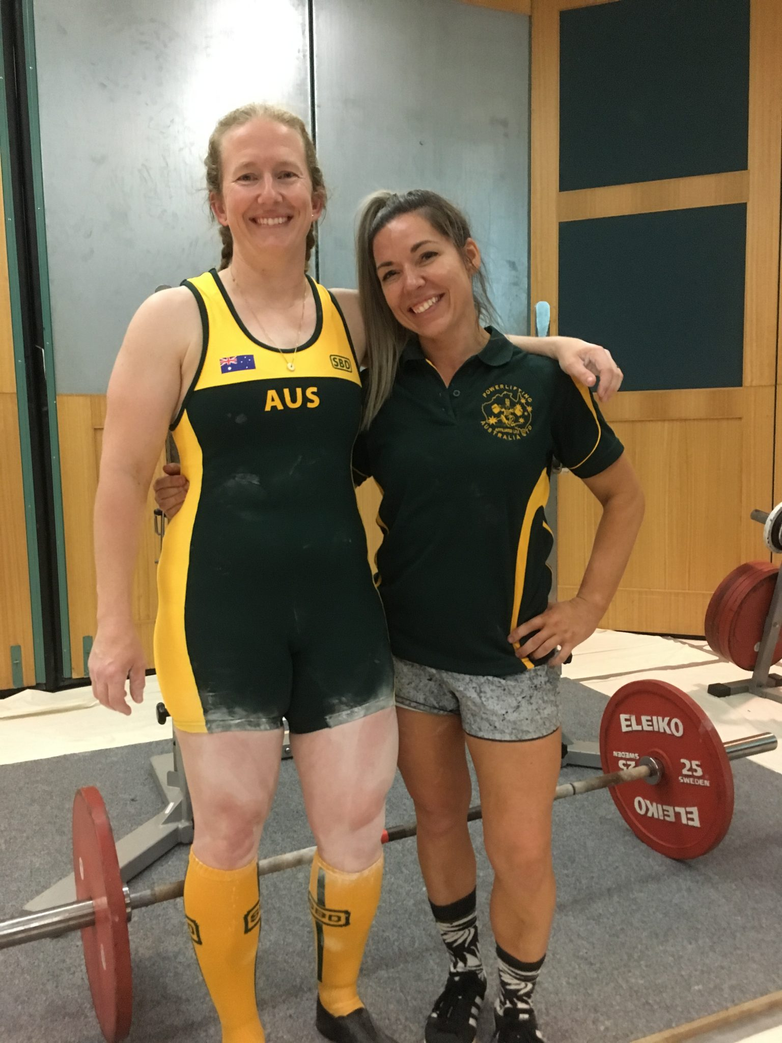 Sarah Wheal From CrossFit to Oceania Powerlifting