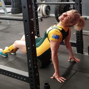 Jenelle Schultz Powerlifter