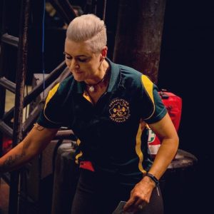 Shelley Stark Coaching at Brisbane Fitness Expo July 2019