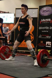 Shelley Stark WR Deadlift 2015
