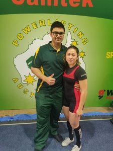 Arief Hunter & Wendy Chan