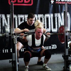 Jan Roesch 131kg Squat IU 07.12.19